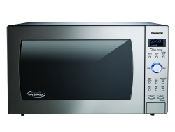 Our Top Pick Panasonic Nn Sd975s Cyclonic Wave Countertop Microwave